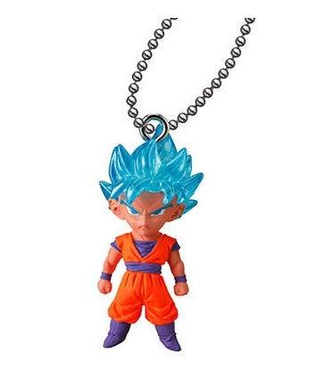 Dragon Ball Super Udm Best 28 Figure Swing Keychain~SSGSS Goku~42mm