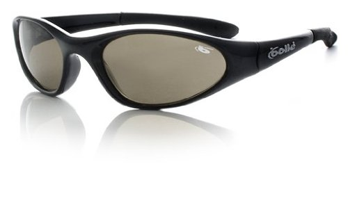 Bolle Sport Swisher Sunglasses (Shiny Black/TNS)