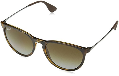 Ray-Ban ERIKA - HAVANA Frame POLAR BROWN GARDIENT Lenses 54mm - Ray Erika Brown Ban