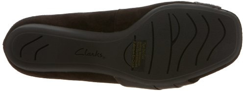 Clarks Chateau Stat Lejlighed Brun Ruskind ypthxc
