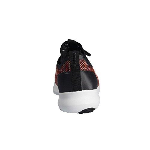 0006K Zapato D82BHA Negro GEOX C0038 Sa0Sq76