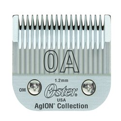 Price comparison product image Oster Agion Hair Clipper Blade- Size OA- For Classic 76, Star-Teq, Power-Teq & Power Line Clippers