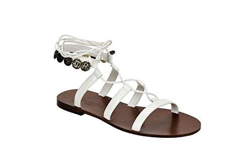 Women's Dior Shoes Scarpe Zodiac Sandalo Donna Bianco Zrw1ZXOqx