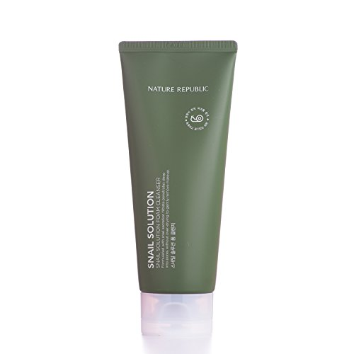 Nature-Republic-Snail-Solution-Foam-Cleanser-150-Gram