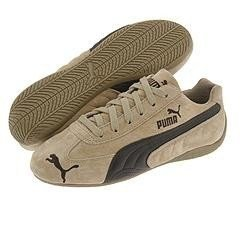 puma speed cat braun