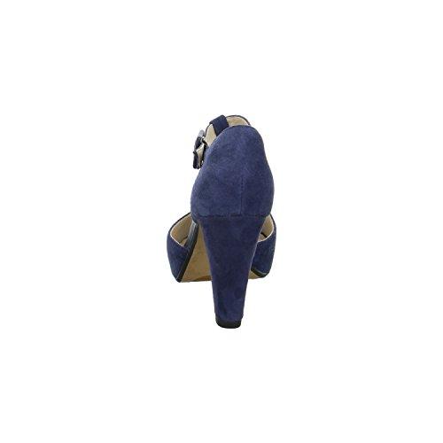 Bleu Escarpins Clarks Pour 261145785 Femme zInRn8qT