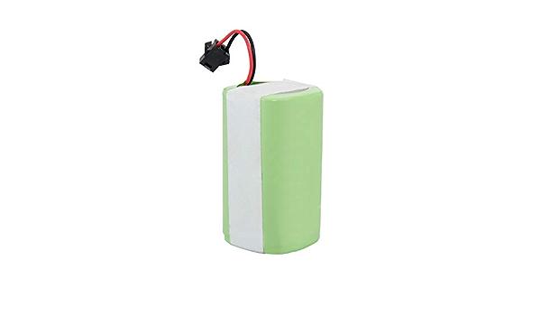 IKOHS Batería Li-Ion 2600 mAh para NETBOT S14 / S15 - Robot Aspiradora: Amazon.es: Hogar