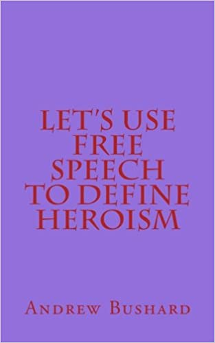 use heroism in a sentence
