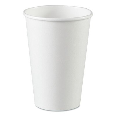 Paper Hot Cups (1000 Count) by Dixie