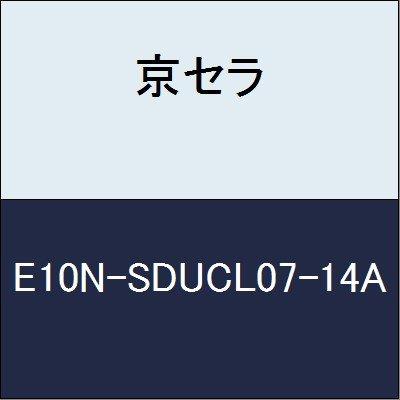京セラ 切削工具 ダイナミックバー E10N-SDUCL07-14A  B079XTTCZ9