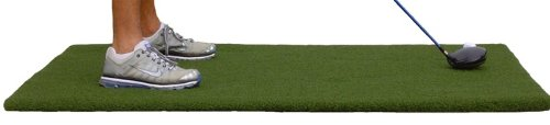 None 36'' X 60'' XL Super Tee Golf Mat - Holds A Wooden Tee