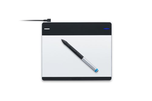 Wacom Intuos Pen Small Tablet (CTL480) (Old Version)