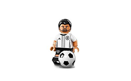 LEGO Germany DFB German Soccer Team Minifigures - Sami Khedira No. 6 (71014)