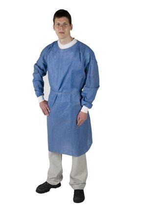 Maple Lab - Disfraz de cirujano desechable (2 piezas, incluye ...