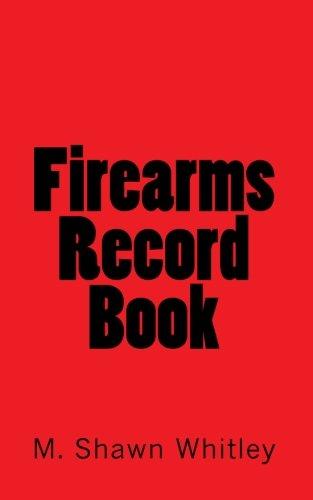 Download Firearms Record Book pdf epub