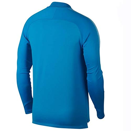 coas shirt Blue Longues Nike À Dril equator T Nk Sqd Fcb M Equator Dry Manches Top Homme Blue Tw8qgATa