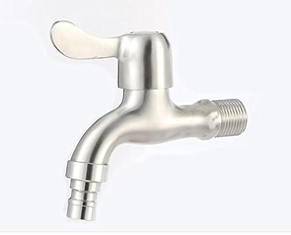 Olici mdrw accessori bagno acciaio inox spazzolato rubinetti