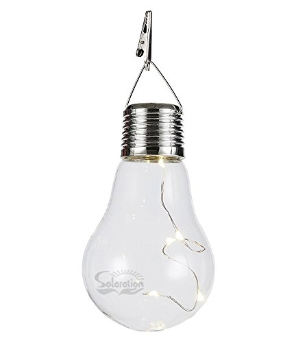 Solar Edison Bulb LED Lights by Generic