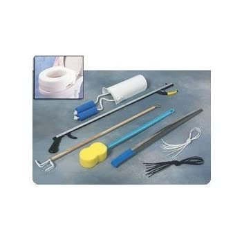 "Complete Hip Replacement Kit with 32"" (81cm) Reacher"