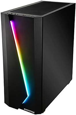 Enermax MAKASHI MK50 Torre Negro - Caja de Ordenador (Torre, PC ...