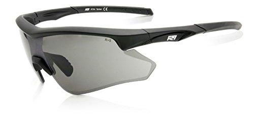 1 Wrap Around - Safety Wrap-Around ANSI Sunglasses Z87.1+ Premium Eye Protection | Tanker by Rio Ray Optics