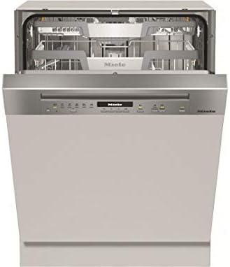 Lave Vaisselle Encastrable Miele G7102sciin Lave Vaisselle Integrable 60 Cm Classe A 10 43 Db Et Extra Silencieux 40 Db Decibels 14 Couverts Integrable Bandeau Inox Tiroir A Couvert Amazon Fr Gros Electromenager