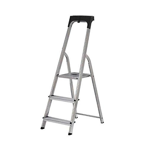 Abru 188.221,6/cm Pro Master 7,6/cm Stufen Leiter/ /Silber