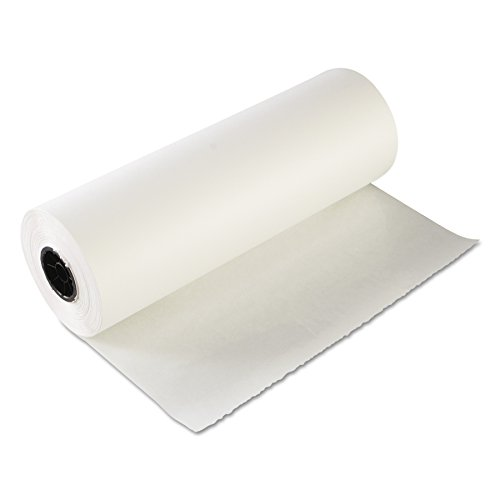 Boardwalk FZR244510006MTH White Freezer Paper Roll, 1,000-ft. Length x 24