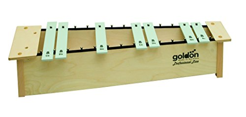 Goldon 10105 7 Tones Soprano Metallophone by Goldon