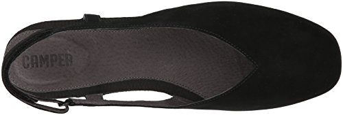 Camper Flat Women's Serena Black Mary Jane K200617 vPvwT