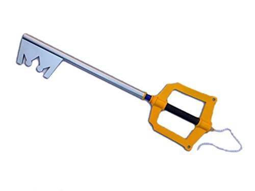 Kingdom Hearts Sora Foam Keyblade 1:1 Scale Replica PVC Core Comic Con Cosplay LARP