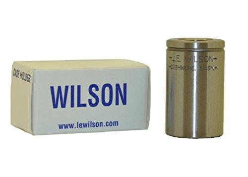 L.E. Wilson CH-7TCU Case Holder for 7mm T.C.U. Trimmer,