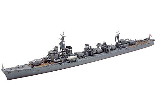 Tamiya America, Inc 1 700 Japanese Navy Destroyer Shimakaze, TAM31460 (Fletcher Class Destroyer Model)