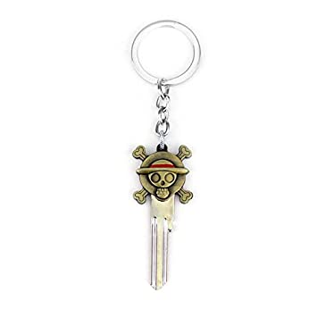 Llavero Anime One Piece Keychain Monkey D. Luffy Lu FEI ...