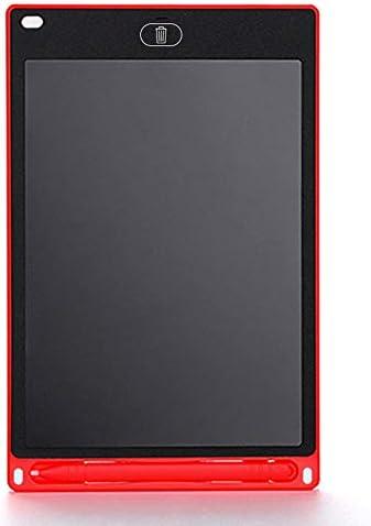 LKJASDHL 液晶タブレット子供早期学習タブレット液晶ライトエネルギー黒板8.5インチワードパッド描画光おもちゃ描画タブレット (色 : レッド)