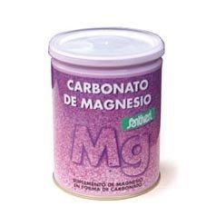 Supplement Magnesium Carbonate Powder 110 gr by Santiveri