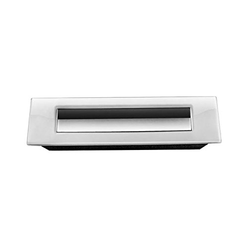 Jako WFH117PSS Rectangular Flush Pull - Polish Stainless Steel