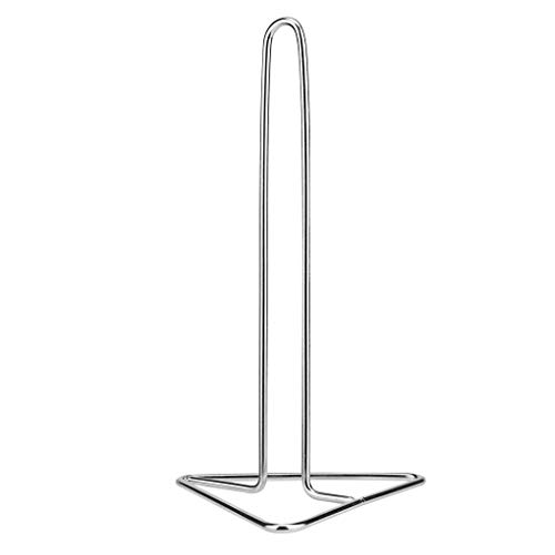 (Stainless steel Modern Simple Triangle Base Diversified Euro Paper Towel Holder By WONdere)