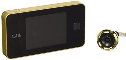 Avidsen E0372-40 Kit Spioncino Telecamera e Display Digitale, per ...