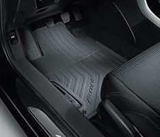 2018 Honda Accord All Weather Floor Mats