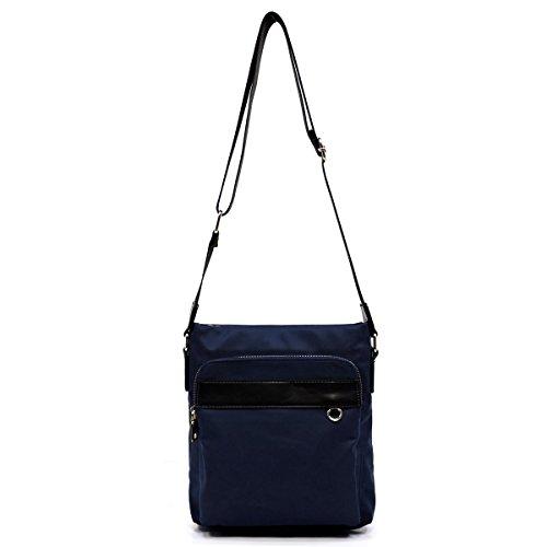 Chill Cross by Handbag Blue Body Le Nylon Miel X q5qOXwrT