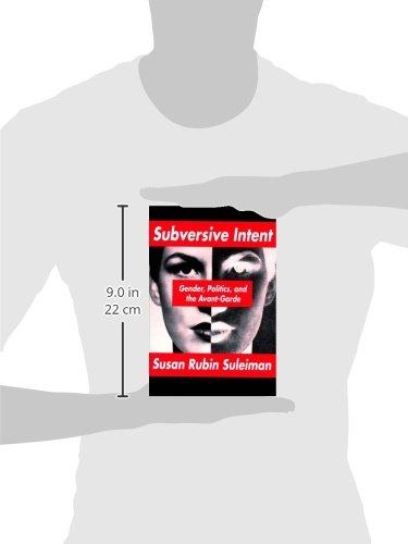 Subversive Intent: Gender, Politics and the Avant-Garde