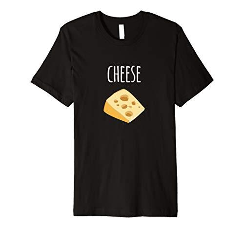 Mac And Cheese Premium Shirt Couples Halloween Costumes -