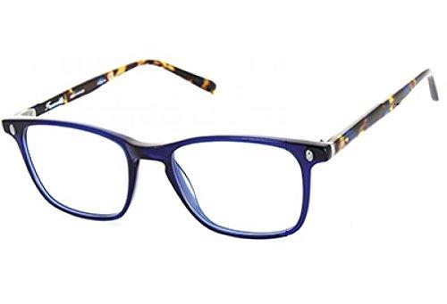 9883974500c41 Faconnable Lunettes de vue pour homme Bleu NV 247 MA69 51 18  Amazon ...