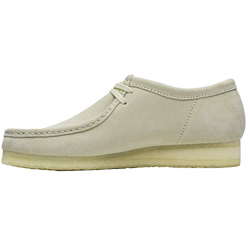 Suede Femme Originals Off Eu Wallabee Chaussures 41 White Clarks xH1vpqwTv