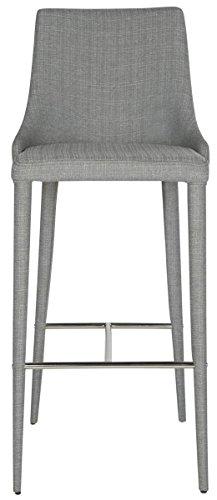 Safavieh Home Collection Summerset Grey Linen 41.7-inch Bar - Summerset Collection