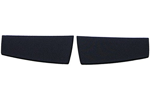 Kinesis Corporation AC700PP-BLK Freestyle Palm Pads Black - 1 Pair - Edge Pad