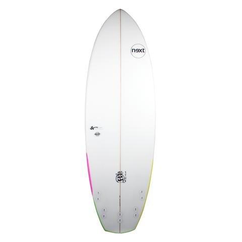 Next Stub XTR sintética rendimiento tabla de surf - varios colores/tamaños 6 m +, Multi / White: Amazon.es: Deportes y aire libre