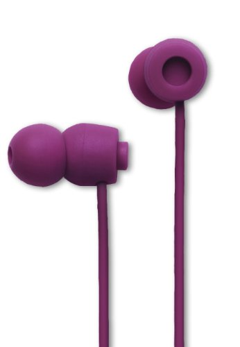 UrbanEars Bagis Headphones Grape Size
