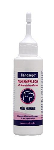 Quiko Canosept Augenpflege für Hunde, 120 ml